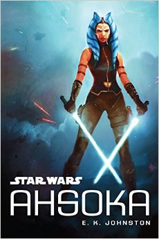 Ahsoka Star Wars book club November 2016