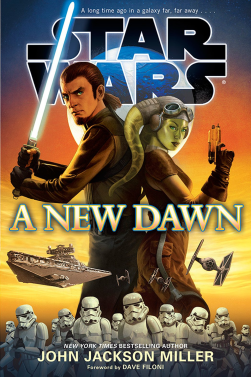 A New Dawn Star Wars book club September 2016