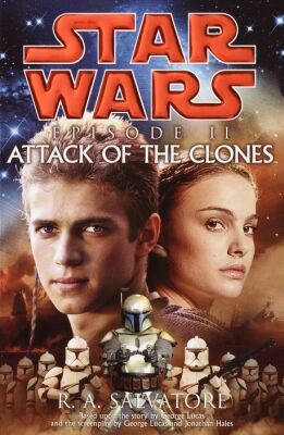 Attack of the Clones Star Wars book club March 2016