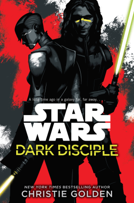 Dark Disciple Star Wars Book club April 2016