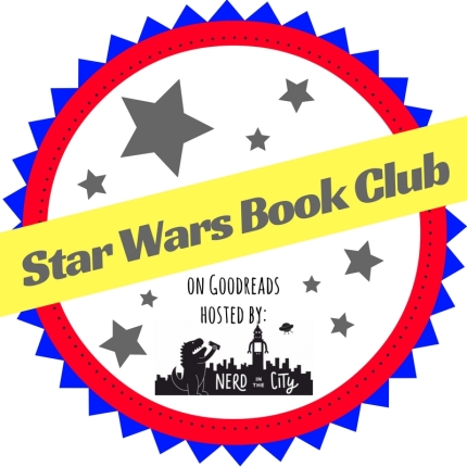 Star Wars book club on Goodreads nerd blogger