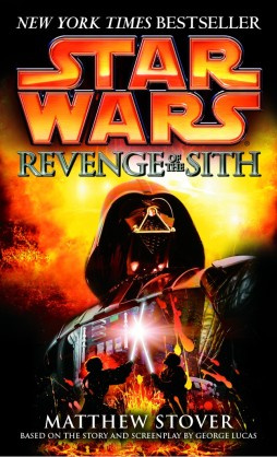 Revenge of the Sith Star Wars book club May 2016