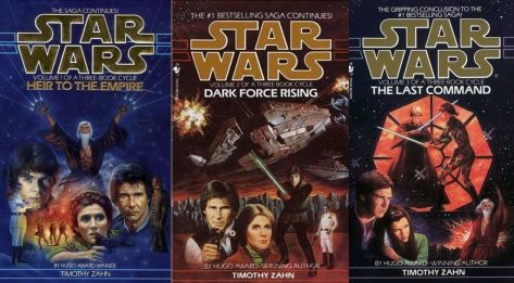 Star Wars Legends Expanded Universe Timothy Zahn
