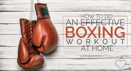 Boxing Workout at home