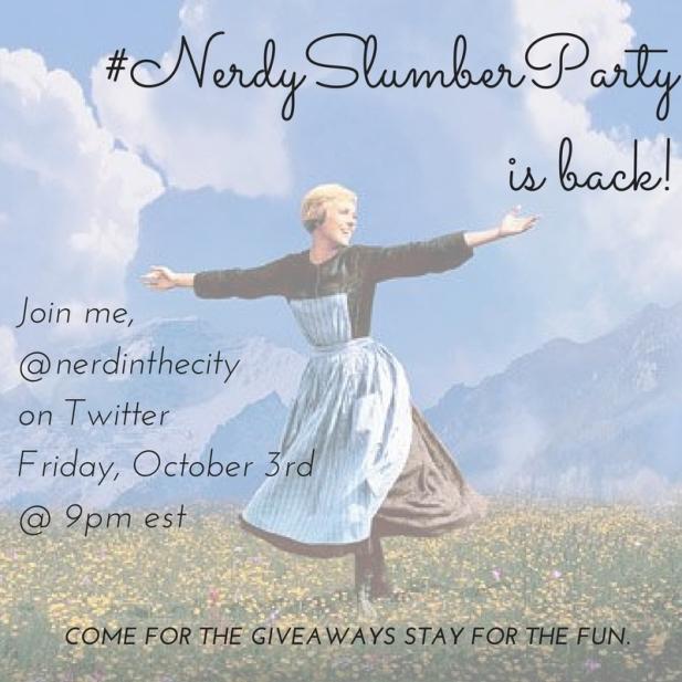 Nerdy Slumber Party