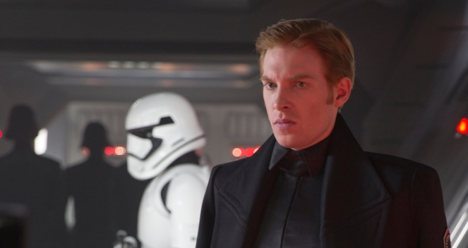 Star Wars The Force Awakens General Hux reaction blog