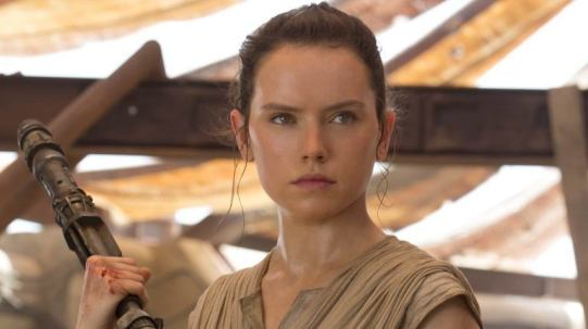 Star Wars The Force Awakens - Rey - Reactions blog