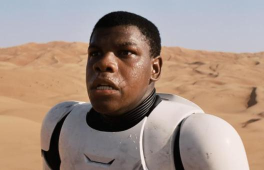 star-wars-force-awakens Finn Reaction Blog