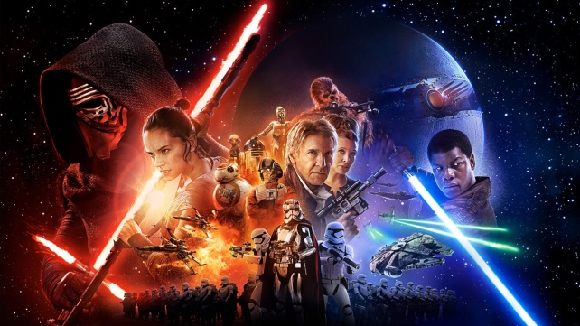 Star Wars The Force Awakens reaction blog