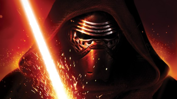 Star Wars The Force Awakens Kylo Ren Reaction BLog