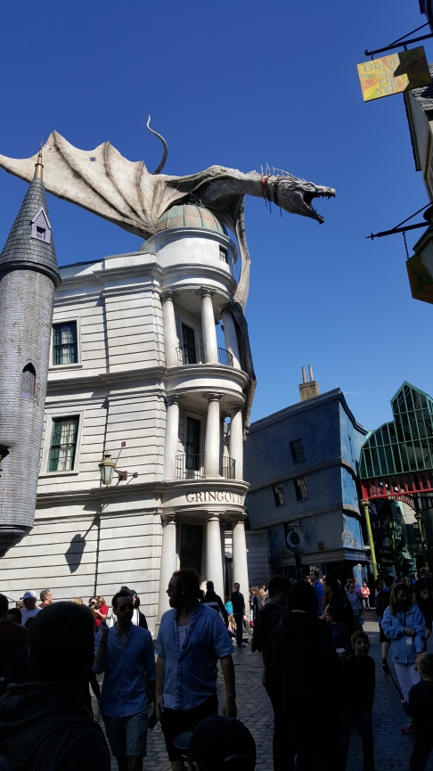 Wizarding World of Harry Potter Orlando, FL Ladies Weekend blog
