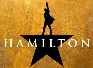 Hamilton Broadway Musical Follow Friday