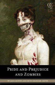 Pride and Prejudice and Zombies Seth Grahame Smith books