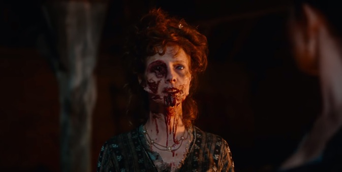 Pride and Prejudice and Zombies movie blog
