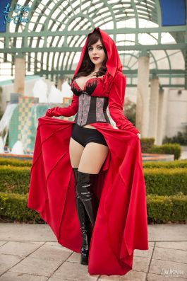 Castle Corsetry Easy Fashion Deadpool