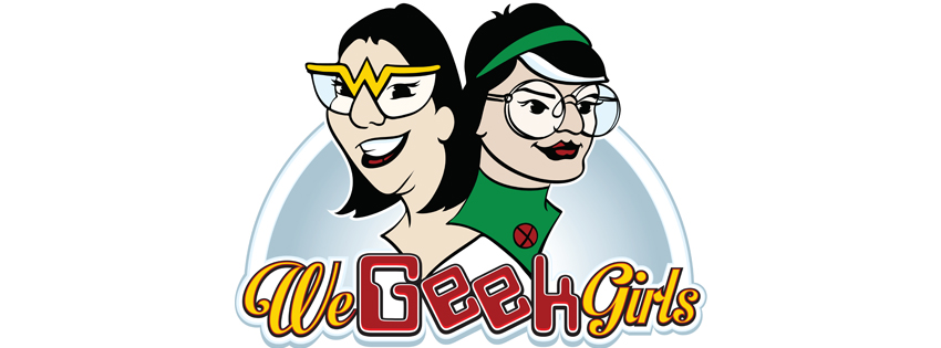 We Geek Girls Blog Follow Friday
