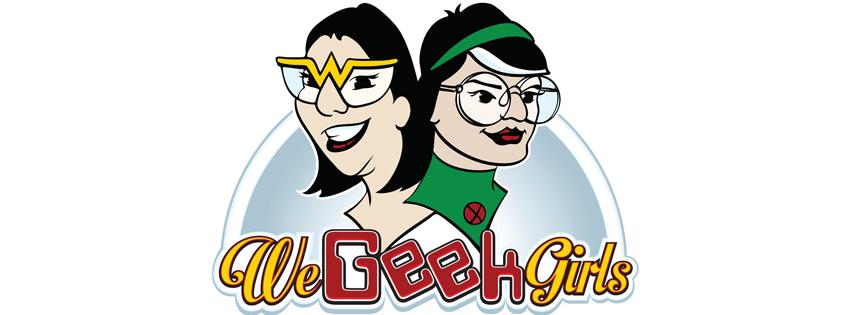 We Geek Girls Blog Follow Friday