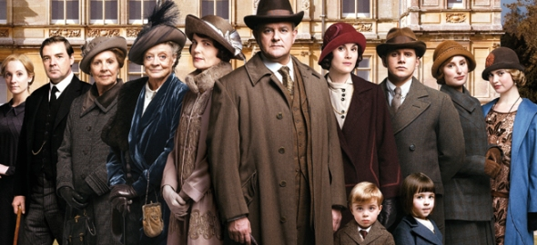 Downton Abbey finale PBS blog post
