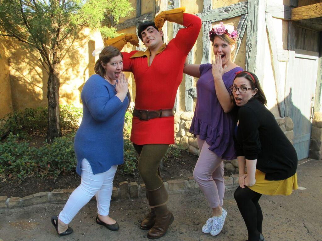 Disney Day Ladies Weekend Disney Bounding blog post