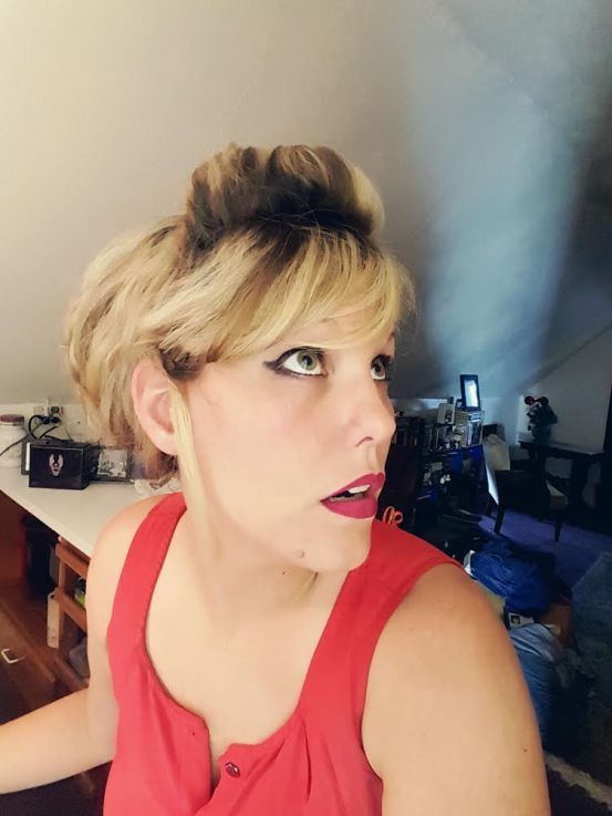 30 Days of Nerdy Hair Uhura Star Trek blog series