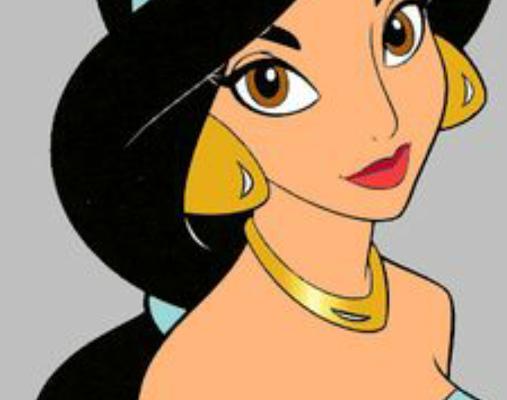 Princess Jasmine Nerd In The City