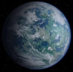 Alderaan Star Wars