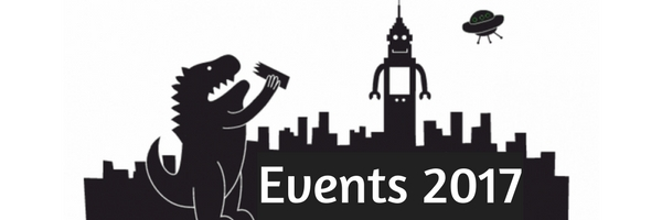 Nerd in the City 2017 Events Schedule Calendar