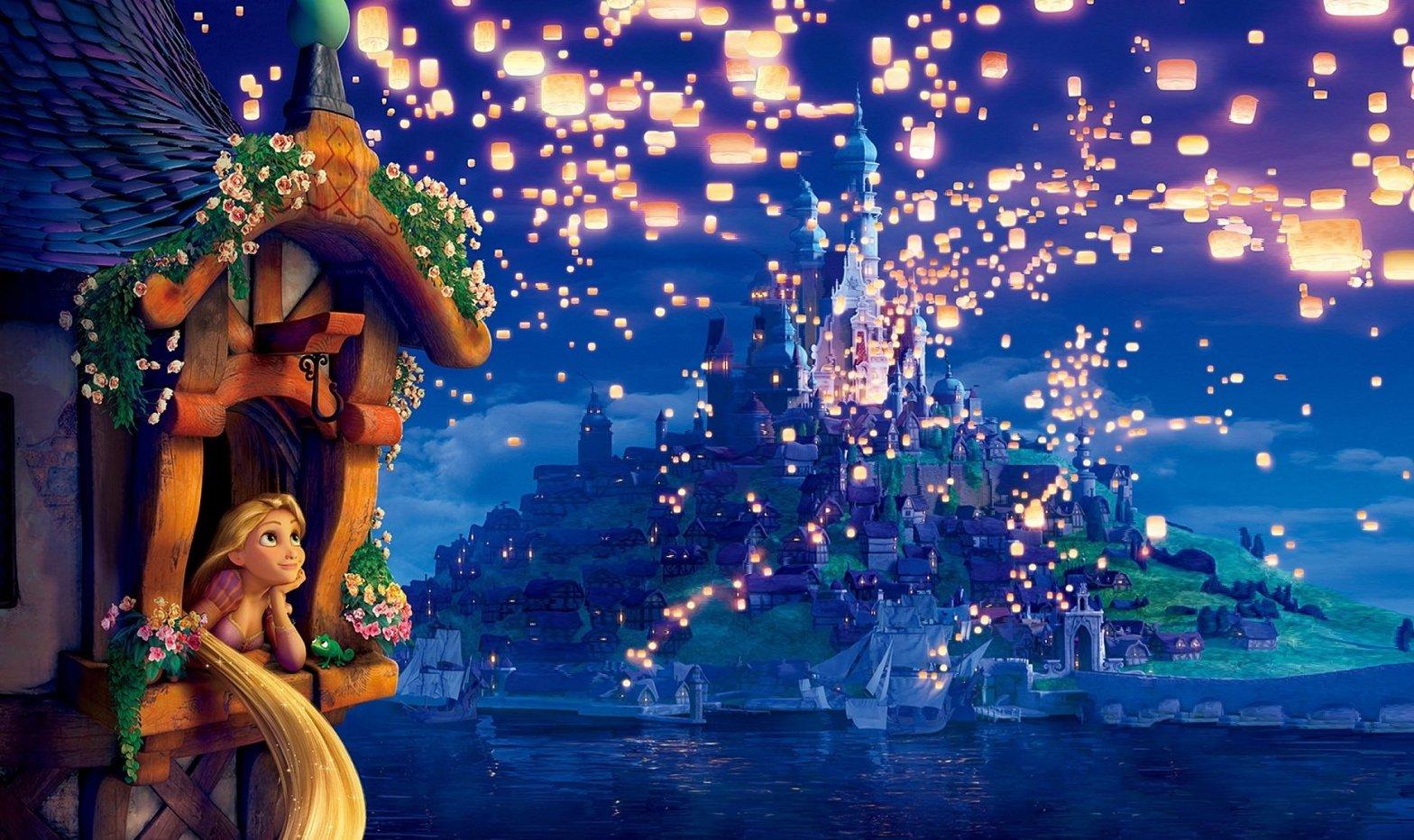 Disney Princess Boot Camp fitness Rapunzel Week movies music nerd blog post