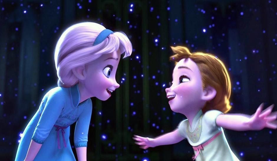 Disney Princess Boot Camp Elsa Week inspiration Movies and Music fitness blog post