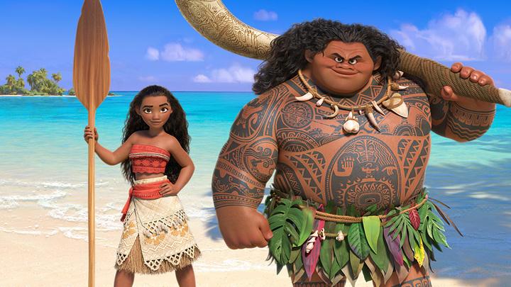 Disney Princess Boot Camp Moana Week inspo music movies list nerd blog post