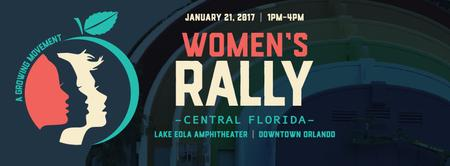Women's Rally Orlando Florida Nerd in the city events