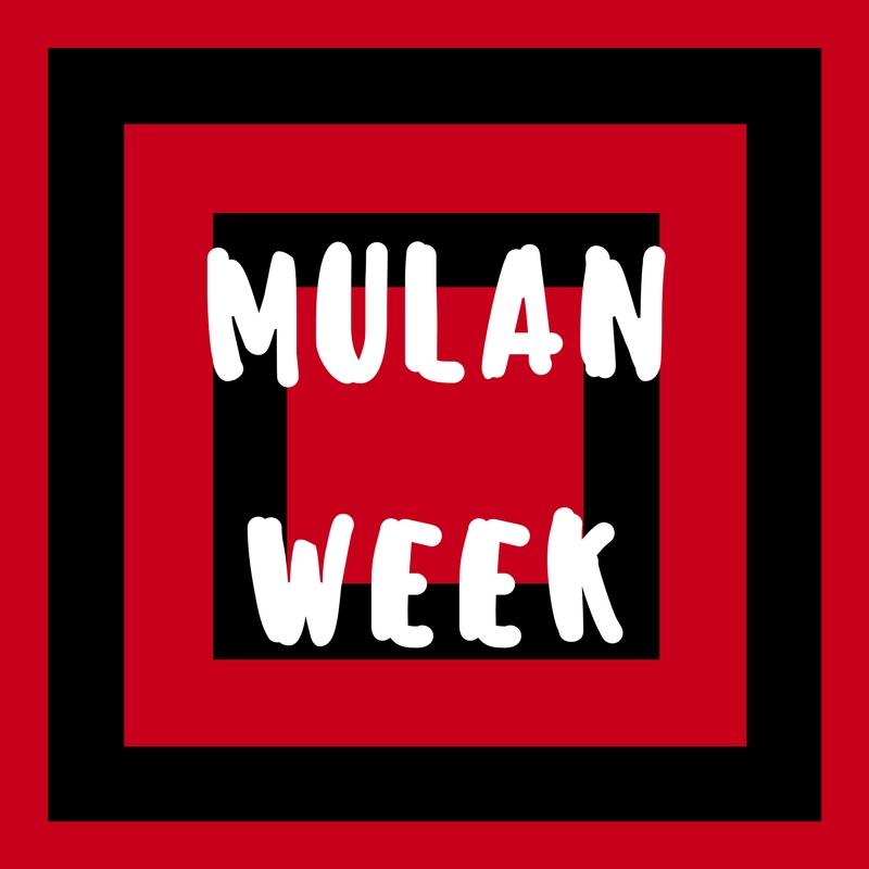 Princess Boot Camp Mulan Week Disney Fitness Blog