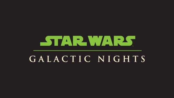 Star Wars Galactic Nights Walt Disney World Orlando Florida events Nerd in the city