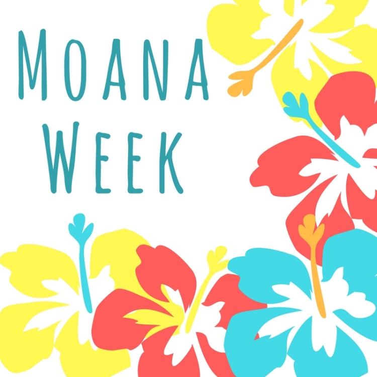 Princess Boot Camp Moana Week Nerd Disney Fitness Blog