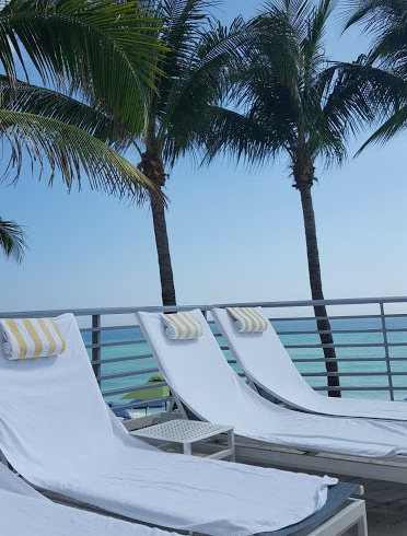 Miami Florida Diplomat Beach Resort travels