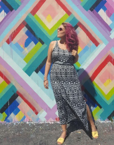Wynwood Walls Miami Florida travels blogger