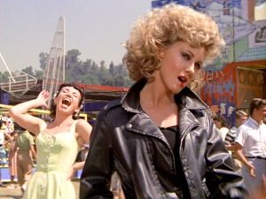Grease Sandy online dating blog post