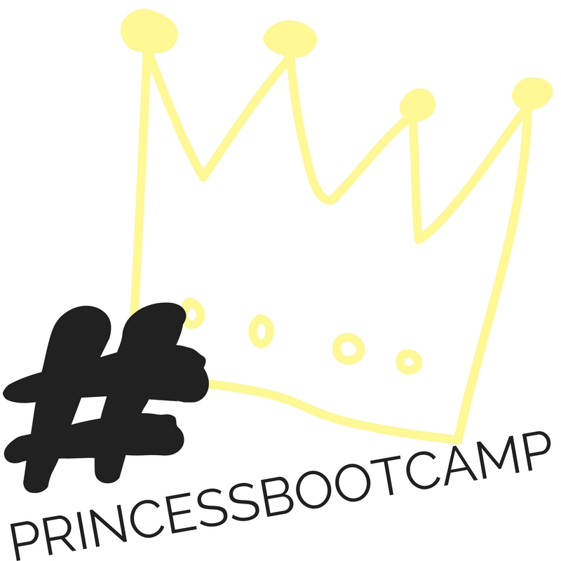 Princess Boot Camp Disney Inspiration Fitness Plan Blog Series