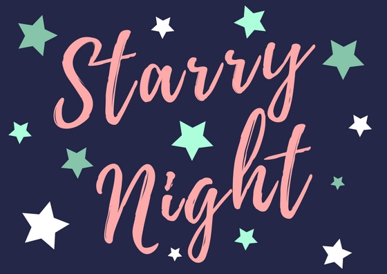 Starry Nights Web Series So...This Happened Nerd in the City blog post