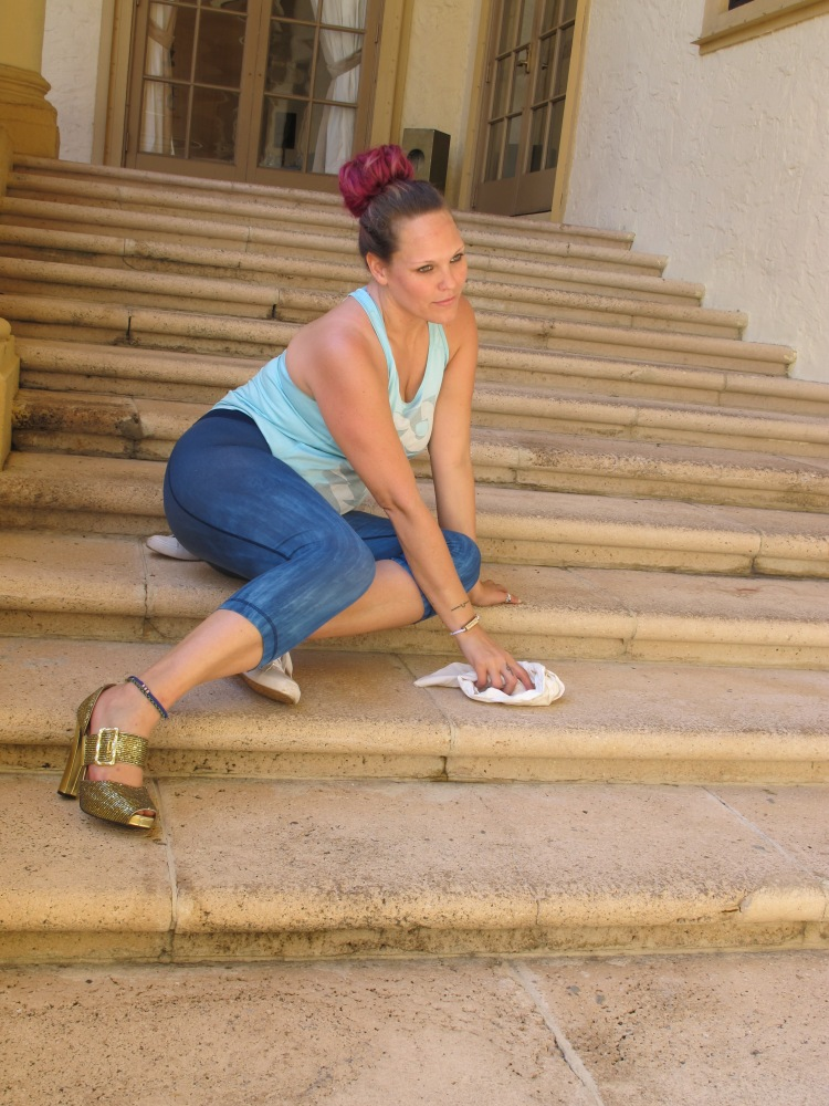 Princess Boot Camp Cinderella Week Fitness Blog series