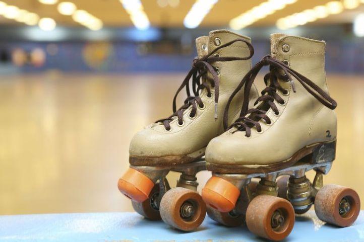 Disney Princess Boot Camp Elsa Week roller skating fitness blog post