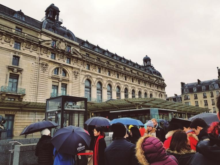 Lizzie Does Paris - Musée D'Orsay