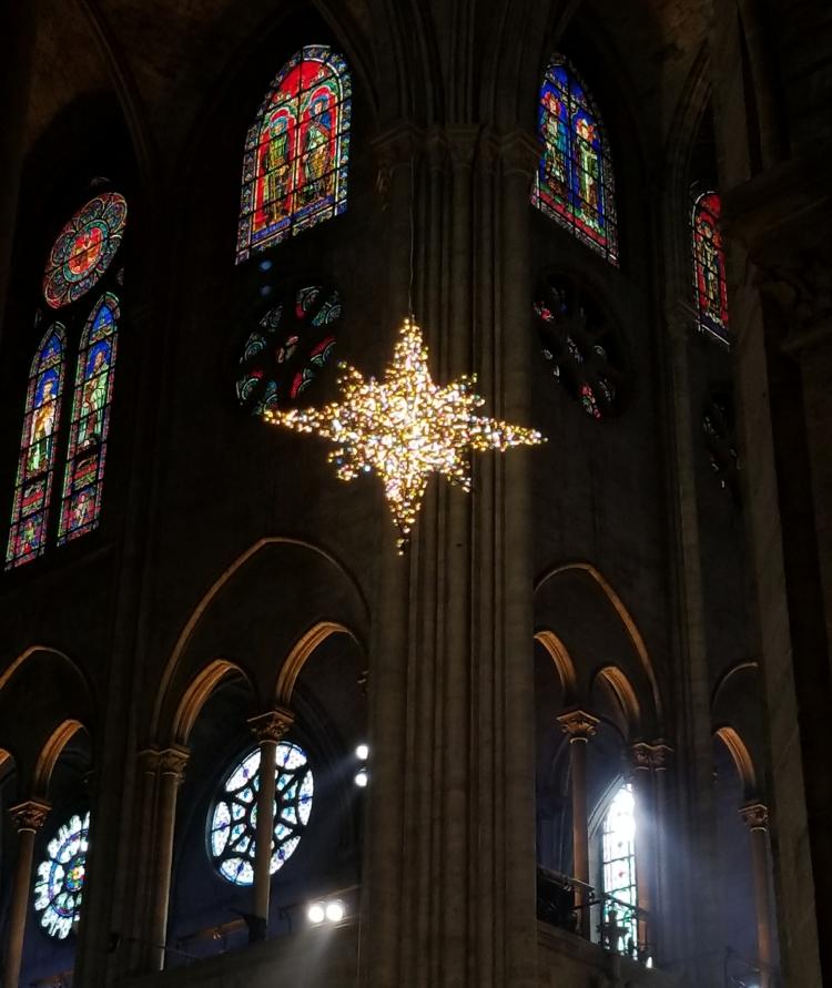 Lizzie does Paris - Notre Dame