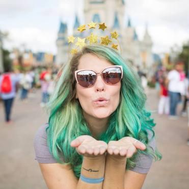 Lizzie Does Disney