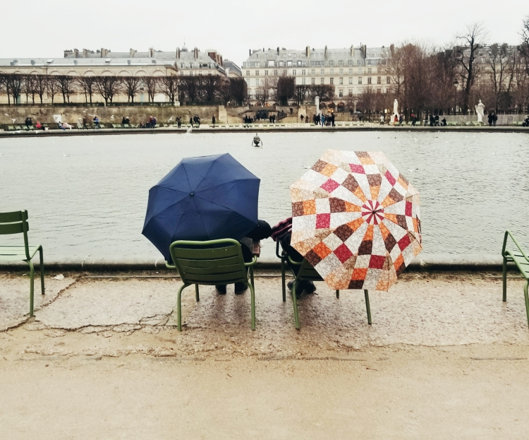 Lizzie does Paris - outtakes relationship goals