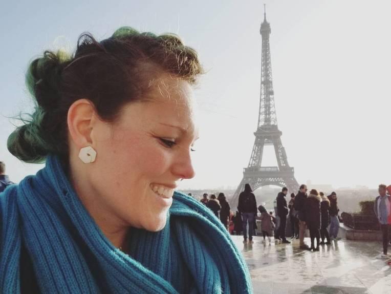 Lizzie Does Paris recap blog - Eiffel Tower